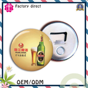 OEM Souvenir Tin Metal Beer Bottle Opener Fridge Magnet pictures & photos