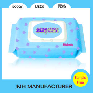 Nice Design OEM Wet Tissue for Baby Care (BW006) pictures & photos