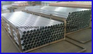 6082 T6 Aluminum Powder Coat Tubes/Pipe pictures & photos
