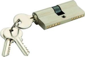 High Quality Brass/Zinc Door Lock Cylinder pictures & photos