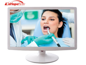 "Wide Screen 19"" White LCD Monitor for Medical/Dental Use pictures & photos"