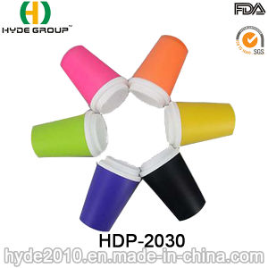 BPA Free Colorful Plastic Coffee Mug (HDP-2030) pictures & photos