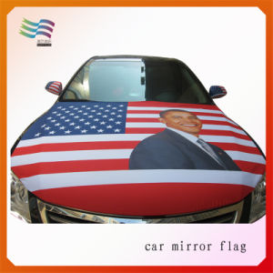 Custom National Flag Print Car Hood Cover (HYCH-AF007) pictures & photos