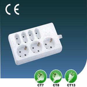 European Electrical Extension Socket