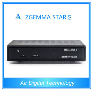Full HD Receiver DVB-S2 Zgemma-Star S with Enigma2 Linux OS pictures & photos