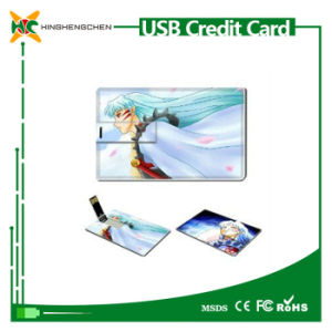 Credit Card USB Memory Stick Flash Drive Pendrive pictures & photos