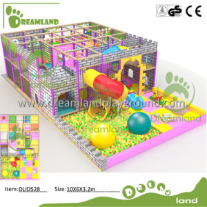 New Design Children Amusement Soft Indoor Playground pictures & photos
