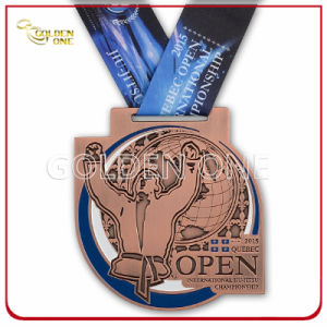 Competition Metal Custom 3D Sculpted Running Award Medal pictures & photos