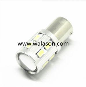 P21W 1156 Ba15s 10 SMD 5730 CREE Super Brightness LED Car Brakelight, Car Parkinglight, Car Reverse Lights, Car Fog Lamps, Car Turn/ Signal Bulb