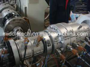 Multi-Layer PVC/WPC/HDPE Foam Pipe Co-Extrusion Line Mt315 pictures & photos