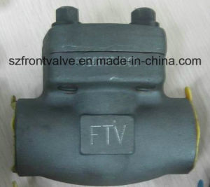 Forged Steel Y Type Check Valve pictures & photos