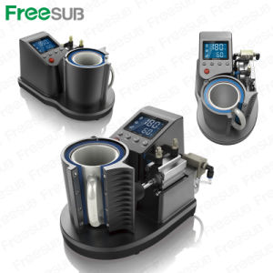 Freesub Automatic Sublimation Mug Press Machine (ST-110) pictures & photos