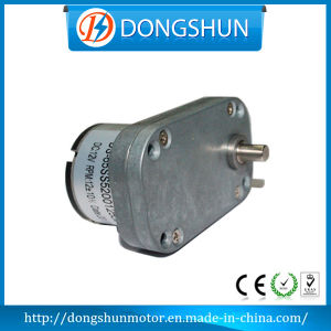 Ds-65ss520 12V DC Square Gear Motor