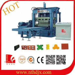 China Automatic Earth Brick Making Machine pictures & photos