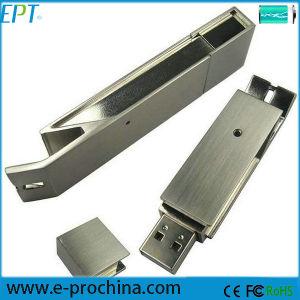 Custom Logo Metal Pen Memory Stick USB Flash Drive (EM061-B) pictures & photos