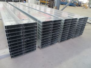 Galvanized Top Selling Steel C Secion for Building Purlin pictures & photos