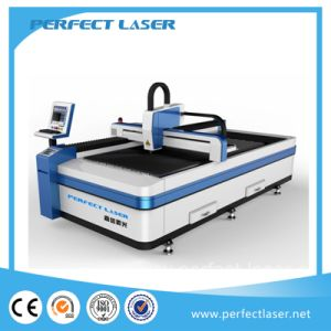 1kw Sheet Metal Fiber Laser Cutting Machine Price pictures & photos