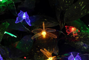 Dragonfly Solar Fairy String Lights for Outdoor pictures & photos