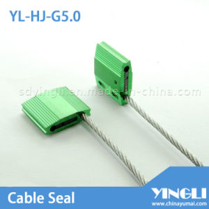 Adjustable Security Cable Seal at 5.0mm Diameter (YL-HJ-G5.0) pictures & photos