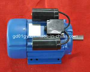 Cast Iron 3 HP Electric Motor Single Phase pictures & photos