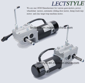 Left & Right Wheelchair Motors for Step Power Wheelchair pictures & photos