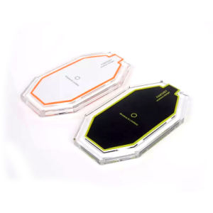2016 New Arrival Fantasy 3-Coils Wireless Charger for Samsung iPhone