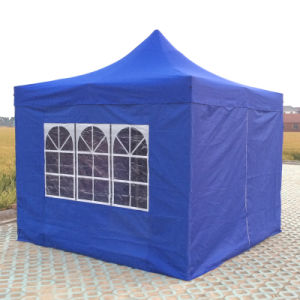 10X10 Steel Cheap Pop up Tent with Wall pictures & photos