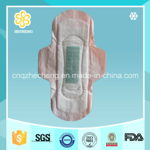 Health Anion Sanitary Pads, Ultra Thin Sanitary Napkins, Manufacturer in China pictures & photos