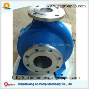Horizontal ISO2858 End Suction Centrifugal Water Pump pictures & photos