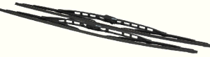 Wholesale Universal Windshield Wiper Blade Frame Bosch Type pictures & photos