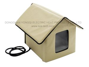 Outdoor Dog House with Heating Element pictures & photos