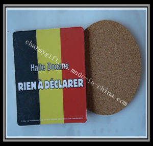 Cork Coaster for Promotion-29 pictures & photos