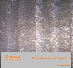 High Quality HRC58-62 Chrome Carbide Overlay (CCO) Plate pictures & photos
