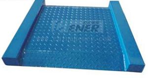 1.5*1.5m 0.5t Platform Scale Floor Scale (Extra Low Double Deck)