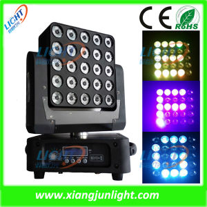 Matrix LED 25X12W Beam & Wash Moving Head Light pictures & photos