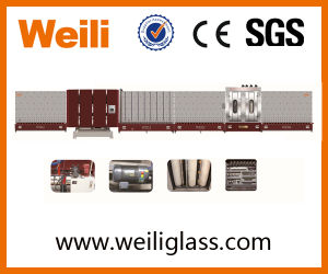 Vertical Insulating Glass (IGU) Production Line pictures & photos
