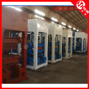 High Efficiency Brick Making Machines Qt10-15 for Sale pictures & photos