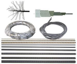 Concrete Vibrator Shaft and Flexible Drive Shaft
