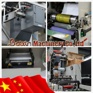 UV Ink Flexo Printing Machine (Label) pictures & photos