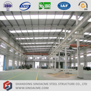 Multiple Story Workshop Steel Structure Manufacture pictures & photos