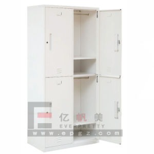 Cheap School and Gym Iron Locker with Key Dg-31 pictures & photos