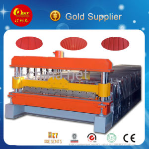 840 1250 Steel Roof Tile Making Forming Machine pictures & photos