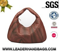 2016 New Designer Woven Tote Bag Clutch Handbags (LDO-15474) pictures & photos