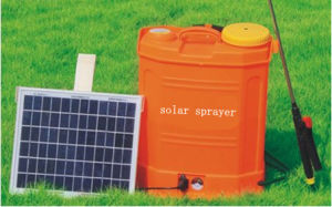 Solar Sprayer, Energy Powered Agriculture Sprayer, Agriculture Solar Sprayer, Solar Power Sprayer, Battery Operated Solar Sprayer Solar Power Electric Spryer pictures & photos