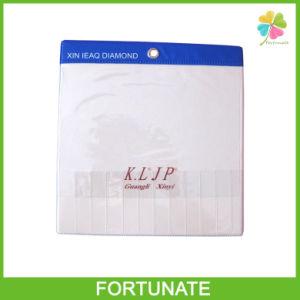 Foldable Double Layer PVC Plastic Holder pictures & photos