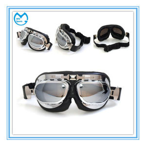 Polarized PC Ultraviolet OTG Harley Eyewear Sporting Safety Goggles pictures & photos