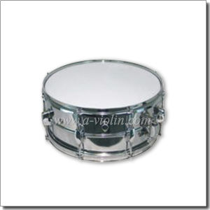 Professional Steel Snare Drum with Drumsticks (SD400S) pictures & photos