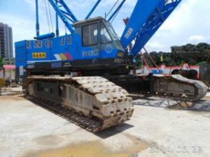 Used Kobelco Crawler Crane 7150 (kobelco 150t crawler crane)) pictures & photos