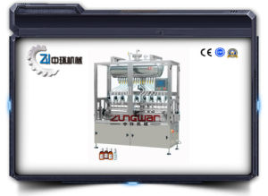 Automatic Cosmetic Filling Machine (Dfg-6t-6g) pictures & photos
