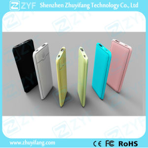 4000mAh Super Thin Portable Charger External Battery Power Bank (ZYF8083)